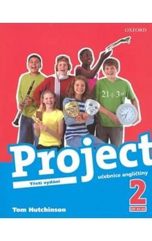 Tom Hutchinson: Project the Third Edition 2 Student´s Book CZ cena od 255 Kč