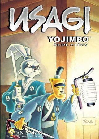 Stan Sakai: Usagi Yojimbo 13: Šedé stíny cena od 164 Kč