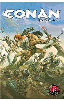 Kolektiv: Conan (kniha O4) - Comicsové legendy 19 cena od 162 Kč