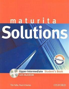 Falla Tim, Davies Paul A.: Maturita Solutions Upper-intermediate Student´s Book cena od 409 Kč