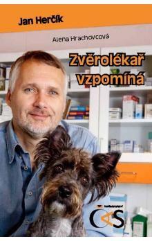 Jan Herčík, Alena Hrachovcová: Zvěrolékař vzpomíná (E-KNIHA) cena od 168 Kč
