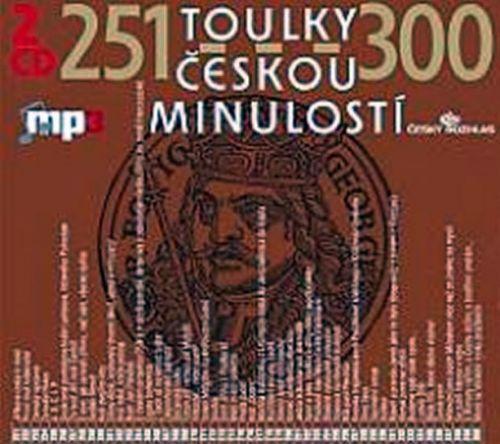 Josef Veselý: Toulky českou minulostí 251-300 - 2CD/MP3
