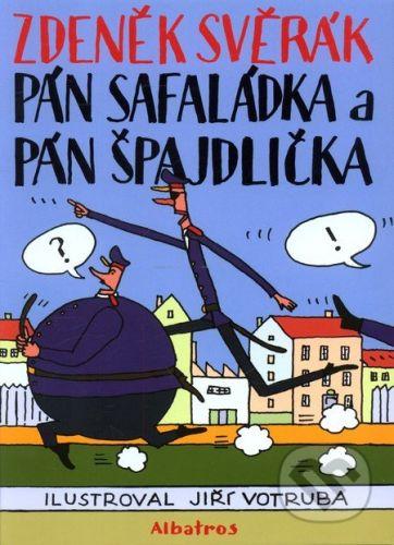 ALBATROS Pán Safaládka a pán Špajdlička cena od 194 Kč