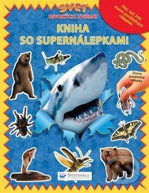 Svojtka Svet divokých zvierat cena od 152 Kč