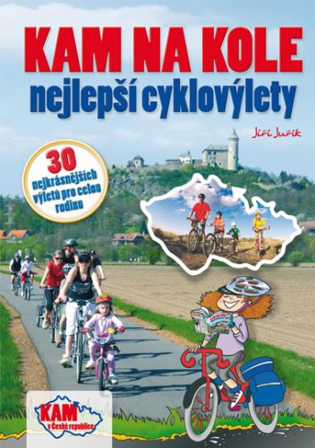 Jiří Juřík: KAM na kole cena od 208 Kč