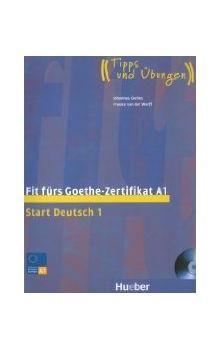 HUEBER Fit fürs Goethe-Zertifikat A1-Start Deutsch 1 cena od 399 Kč