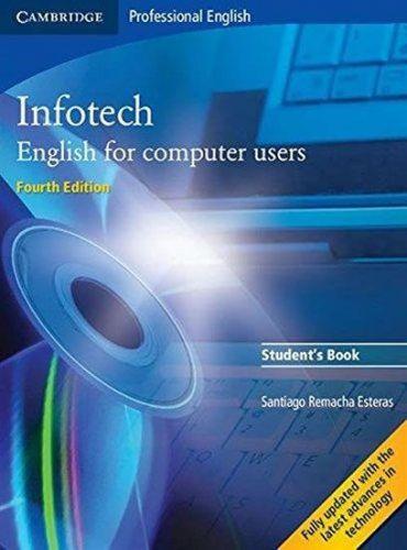 Cambridge university press Infotech St.B.-English for computer users cena od 684 Kč