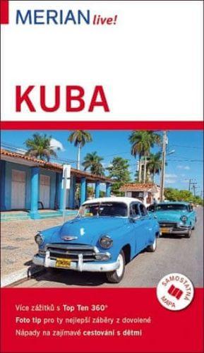 Beate Schümann: Merian 71 - Kuba - 3.vydání cena od 299 Kč