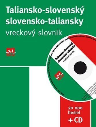 Príroda Taliansko-slovenský a slovensko-taliansky vreckový cena od 339 Kč