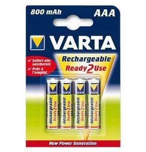 VARTA AAA Ready2Use cena od 159 Kč