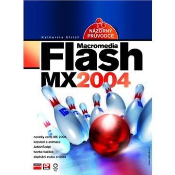 Katherine Ulrich: Macromedia Flash MX 2004 cena od 382 Kč