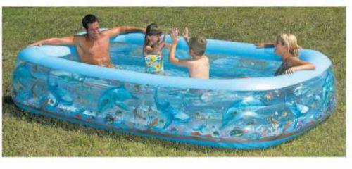 BESTWAY Bazén obdélníkový 305x183x56 cm