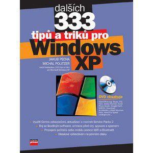 Computer Press Dalších 333 tipů a triků pro Windows XP cena od 201 Kč