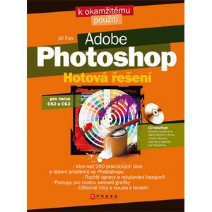 Computer Press Adobe Photoshop - Hotová řešení cena od 217 Kč