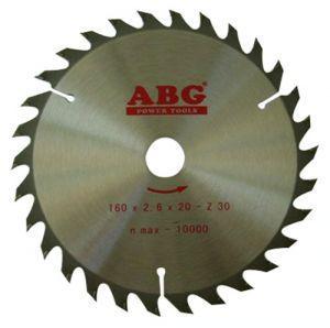 ABG - VARI ABG 160x2 6x20 - 30z sš