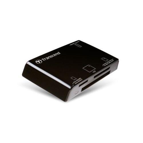 TRANSCEND černá - SD SDHC microSD microSDHC Memo