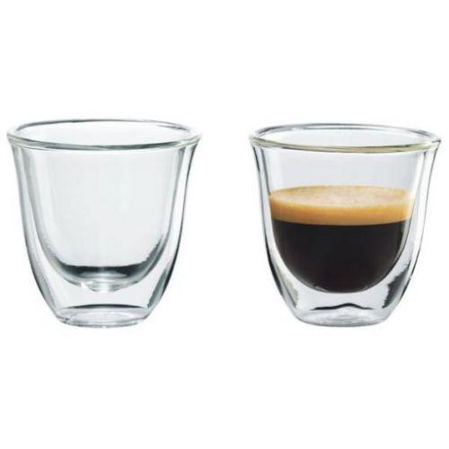 DeLonghi Sklenice na espresso 6,5 cm cena od 210 Kč