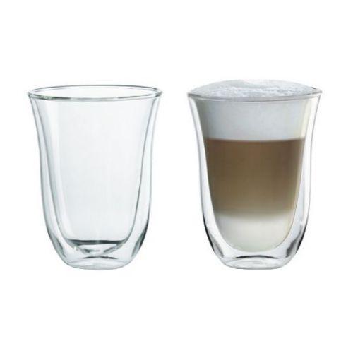 DeLonghi Sklenice na latte macchiato 11,7 cm cena od 320 Kč