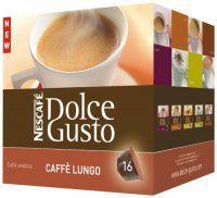 Krups NESCAFÉ® CAFFE LUNGO 16 ks k Dolce Gusto™ cena od 114 Kč