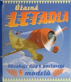 Gaby Goldsack: Úžasná letadla - Obsahuje díly k postave cena od 79 Kč