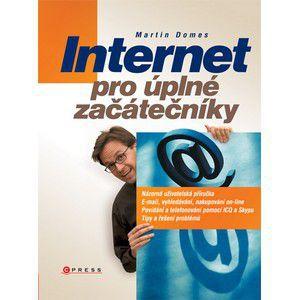 Martin Domes: Internet pro úplné začátečníky cena od 159 Kč