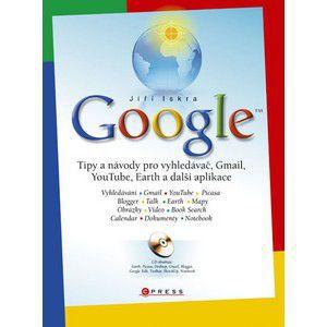 Computer Press Google - Tipy a návody pro vyhledávač, Gmail, YouTube, Earth a další aplikace cena od 186 Kč
