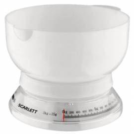 SCARLETT SC 1210 bílá cena od 199 Kč