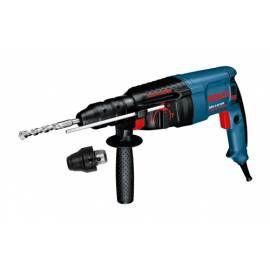 BOSCH GBH 2-26 DFR Professional modré cena od 4615 Kč