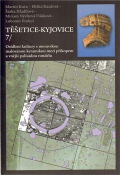 Eliška Kazdová, Martin Kuča: Těšetice-Kyjovice 7 + CD cena od 302 Kč