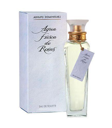 Adolfo Dominguez Agua Fresca de Rosa 120ml