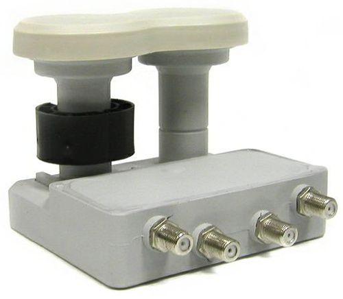 MASCOM MC M4-QS01HD Monoblock Quad