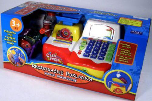 Mac Toys Pokladnička cena od 491 Kč