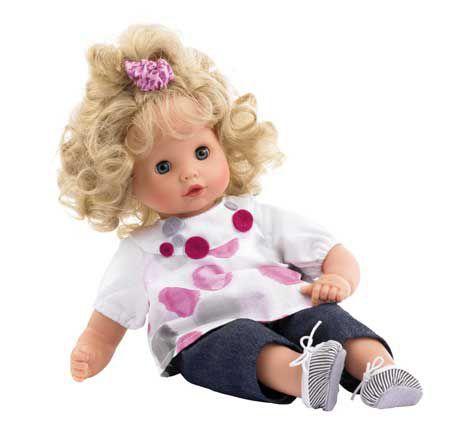 GÖTZ panenka Muffin - blond vlasy cena od 0 Kč