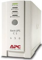 APC Back UPS CS 650 USB/Serial
