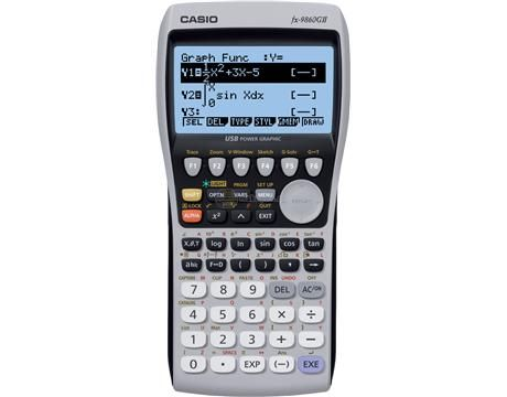 Casio FX 9860G