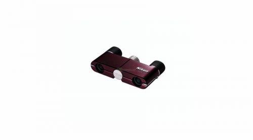 Nikon 4x10 DCF BURGUNDY