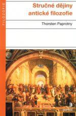 PORTÁL Stručné dějiny antické filozofie cena od 227 Kč