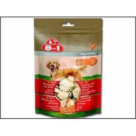 8 IN 1 Kost žvýkací Delights S bag 6ks (A4-106029)