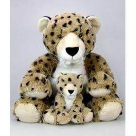 EPEE Animal Planet máma 50 cm a mládě cena od 890 Kč
