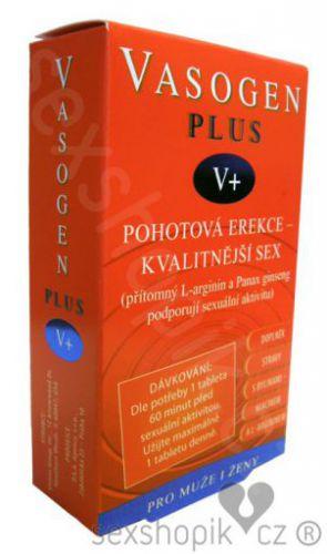 P.A.A. Vasogen Plus
