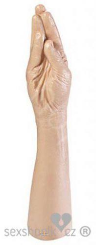 Doc Johnson Dildo ruka pro fisting