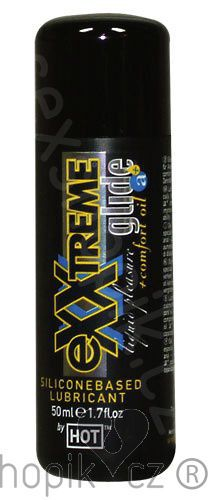 HOT silikonový eXXtreme Glide 50 ml