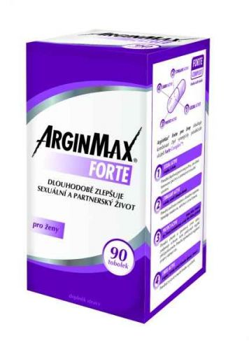 Simply You ArginMax Forte pro ženy 90 cena od 1290 Kč