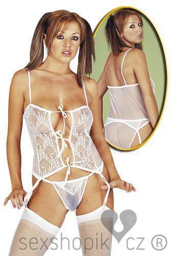 Mandy Mystery Spodní prádlo třídílné S-L 204102