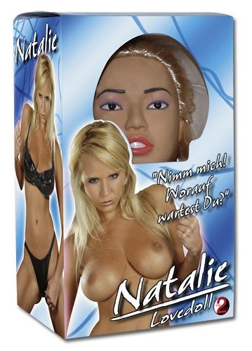 You2Toys Nafukovací panna Natalie