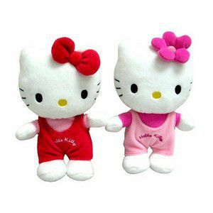 PEXI Hello Kitty s přísavkou, 15cm
