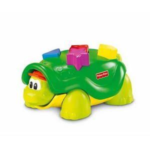 MATTEL Fisher Price Zatloukací želva cena od 359 Kč