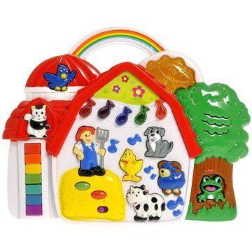 Simba baby Hudební domeček, různé zvuky cena od 441 Kč