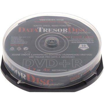 NORTHERN STAR DATA TRESOR DISC DVD+R 10ks cakebox