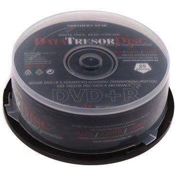 NORTHERN STAR DATA TRESOR DISC DVD+R 25ks cakebox